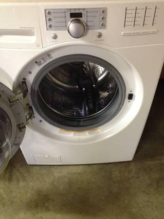 Kenmore He Front Load Washer Model 796 40272900 For