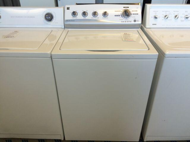 Kenmore He Top Load Agitatorless Washer Used For Sale In