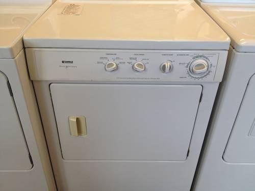 Kenmore Heavy Duty Extra Large Capacity Dryer Used For
