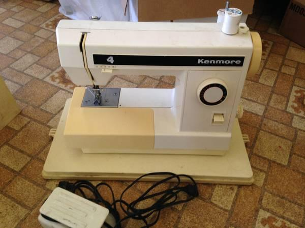 Kenmore Sewing Machine 40 Classifieds Buy Sell Kenmore Sewing Custom Kenmore Sewing Machine