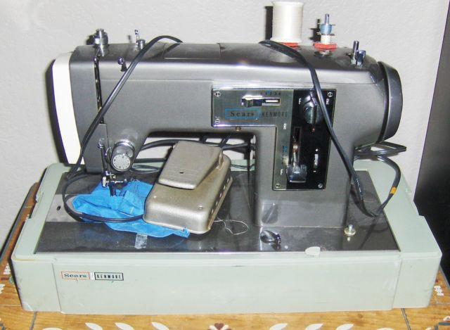 Kenmore Sewing Machine 40 40 Classifieds Buy Sell Kenmore Best Kenmore Sewing Machine Model 158