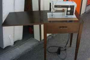 Kenmore SEWING MACHINE in a Solid Wood Stand - $40 Meridian EagleFairview
