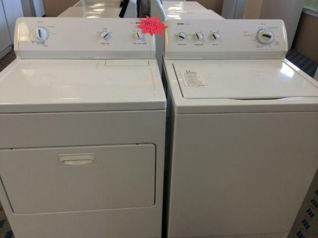Kenmore Top Load Washer Amp Dryer Set Pair Used For Sale
