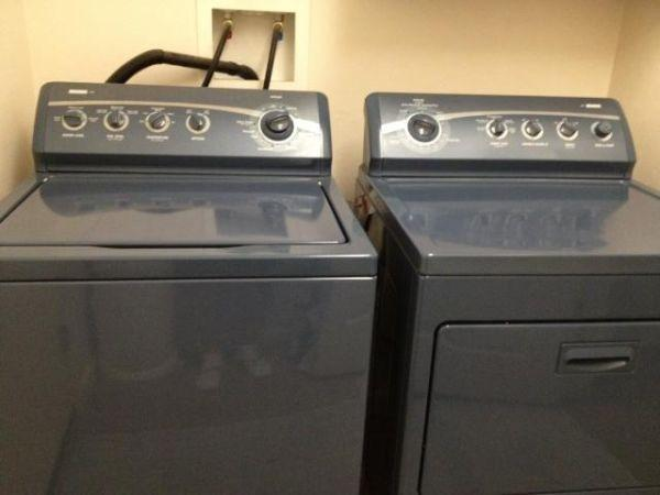 Kenmore Washer And Dryer Set Visalia For Sale In