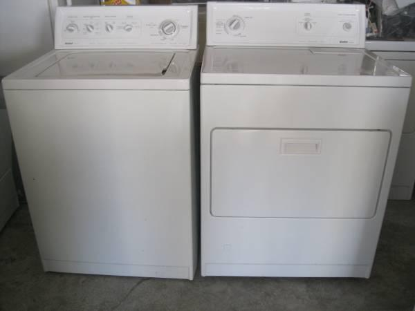 Kenmore Washer and Gas Dryer Set - $280