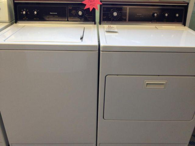 Kenmore Washer Amp Dryer Set Pair Used For Sale In