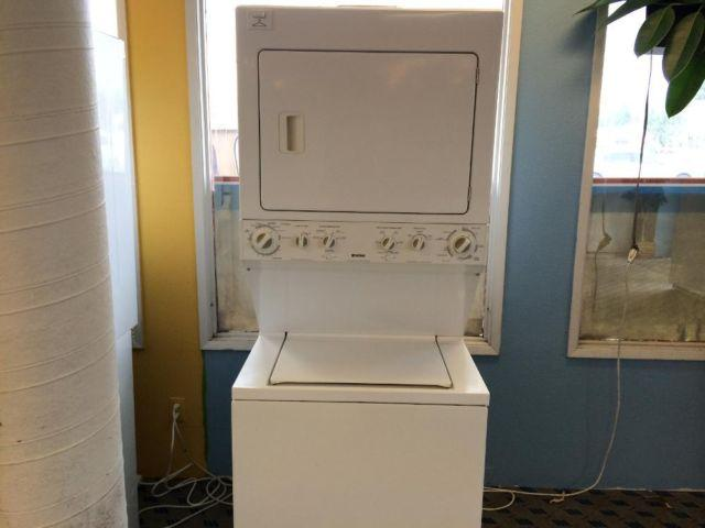Kenmore Washer Amp Dryer Stacked Set Used For Sale In