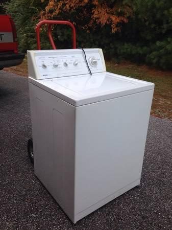 Kenmore washing machine - $150
