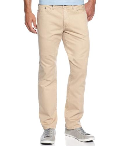Kenneth Cole Reaction Pants, Cotton Twill Pants