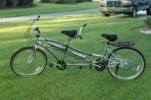 Kent Tandem/Two Seated Bicycle 16 Speed - $250