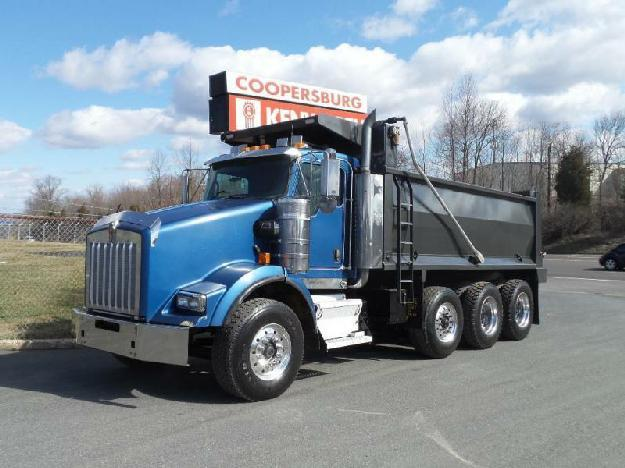 Kenworth t800 tri-axle dump truck for sale for Sale in ...New Kenworth Dump Trucks For Sale In Pa