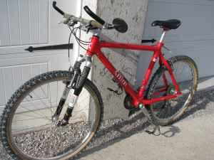 Kestrel Mountain Bike CSX,Carbon Fiber - $650 (Fort