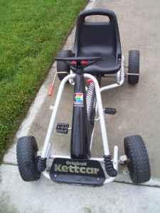 Used Kettcar Pedal Car