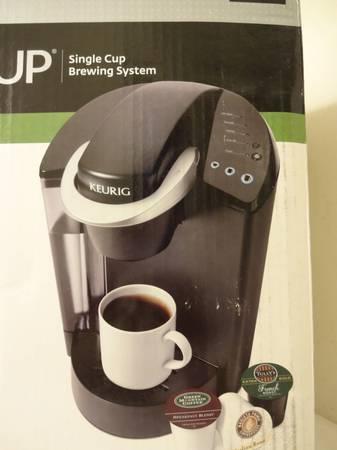 Keurig k45 single cup brewing system for sale in goode for Keurig k45
