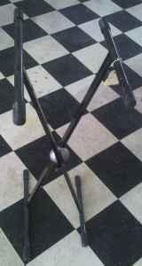 Keyboard stand $20obo make offer - $20 (Rio Rancho)
