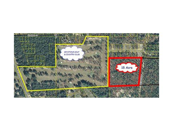 Keystone Heights, FL Clay Country Land 15.000000 acre