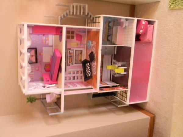 Kid Craft Beach Front Mansion Barbie House - $200