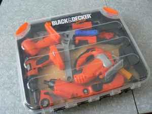Kid S Toys Black Amp Decker Power Tool Set Southeast