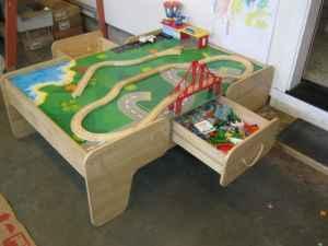 Kidkraft Thomas the Train Table Set - (NE Redmond) for Sale in Bend ...