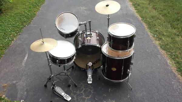 kids drum set for sale for sale in princeton kentucky classified. Black Bedroom Furniture Sets. Home Design Ideas