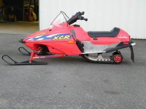 Kids Polaris Snowmobile - (Ferndale, WA) for Sale in