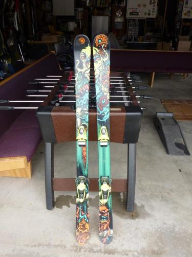 Kids skis for sale