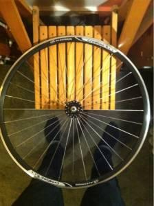 Killer fixed gear or single speed wheelset...with soma