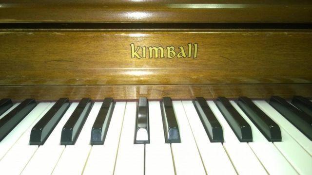 Kimball Console Piano Bench Recently Tuned For Sale In Pompano Beach Florida Classified