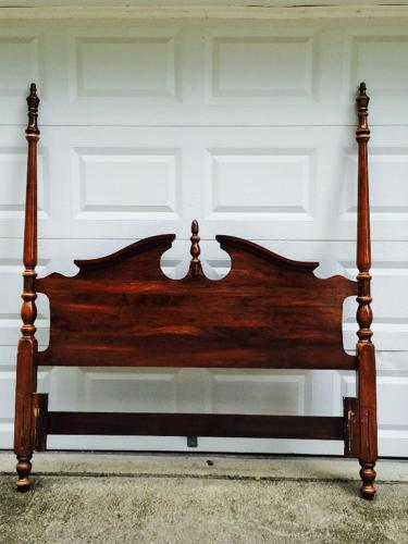 Kincaid cherry bedroom furniture for sale in colonial - White colonial bedroom furniture ...