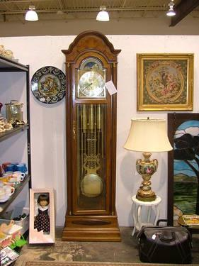 King Arthur 9 Tube Grandfather Clock For Sale In Blanchester Ohio