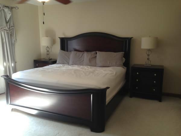 Awesome KING BEDROOM FURNITURE SET**BROUGHTON HALL ACCOLADE