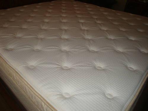 King Mattress Amp Boxsprings Plush Visco Pedic Memory Foam