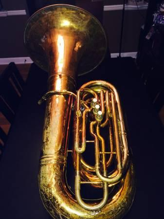 King Tuba Bbb Made By H N White Co For Sale In Mission