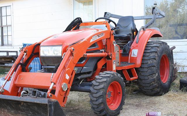 Kioti CK-35 tractor - $10000 (Merkel)