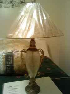 KIRKLAND LAMPS   $25 (JACKSON)
