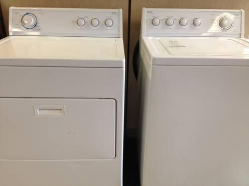 kirkland signature by whirlpool washer u0026 dryer set