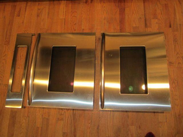 Kitchen Aid 27 Quot Stainless Steel Double Oven Doors With