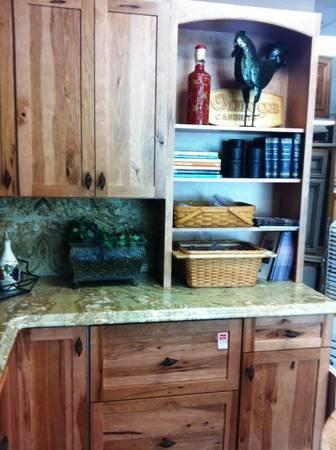 kitchen cabinet display sale kitchen cabinet display in pecan for for in 5257