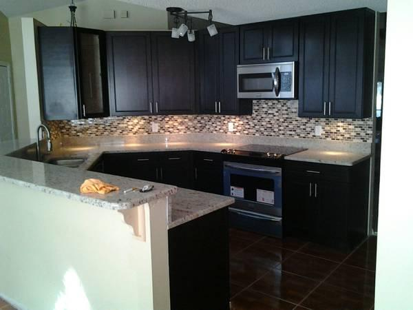 Kitchen Cabinets And House Painting In Kissimmee Florida