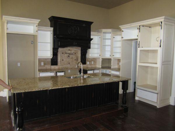 Granite Countertops Provo: Kitchen Cabinets, Granite, Sink.