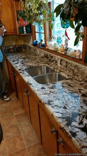 Kitchen granite,marble,quartz countertops
