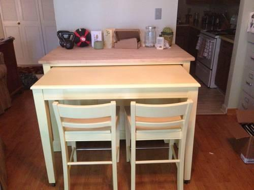kitchen island tables for sale kitchen island table with chairs for in pittsburgh 24794