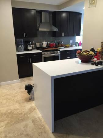 Kitchen Islands Solid Wood Granite Quartz Tops For