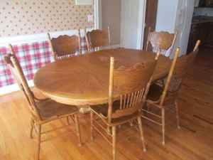 Kitchen Table 6 Chairs Duncan Sc For Sale In