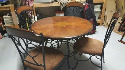 Kitchen Table And Chairs For Sale In Fort Collins Colorado Classified
