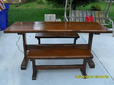 Kitchen Table - Picnic Style - for Sale in Bowling Green ...