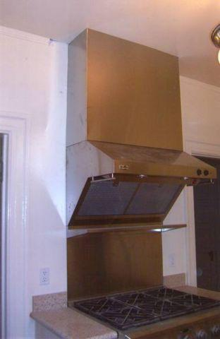 Kitchen Ventilation , Vent, Acosta Heating San