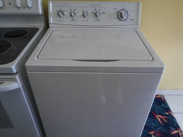 kitchenade washer super capacity with warranty for sale in stuart florida classified. Black Bedroom Furniture Sets. Home Design Ideas