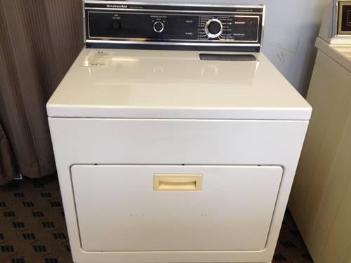 Wonderful ... Kitchenaid Superba Dryer