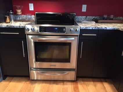 Kitchenaid Electric Stove Electric Range For Sale In Iowa